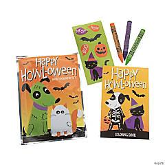 Halloween Creepy Treats Stationery Sets PDQ