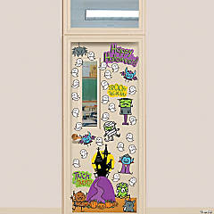 Halloween Door Decorating Kit