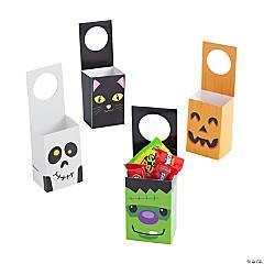 Halloween Door Hanger Treat Holders