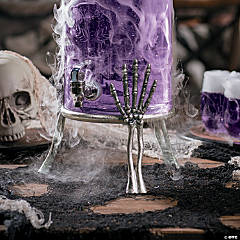 Halloween Drink Dispenser Stand