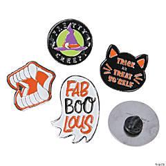 Halloween Enamel Pins