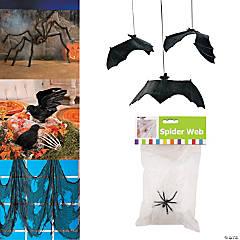 Halloween Essentials Decorating Kit