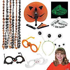 Halloween Family Fun Kit