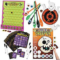 Halloween Family Games Kit