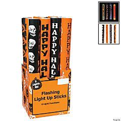 Halloween Flashing Light-Up Batons