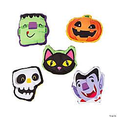 Halloween Flat Plush Assortment