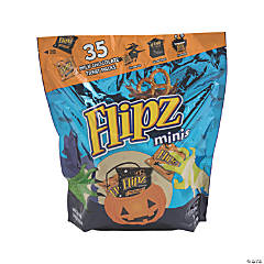 Halloween Flipz® Minis Chocolate-Covered Pretzel Packs