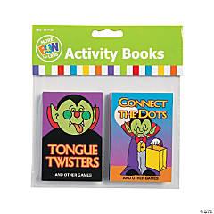Halloween Fun Activity Books