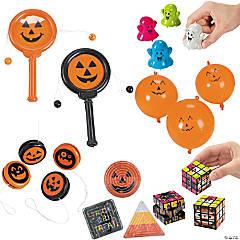 Halloween Fun & Games Kit