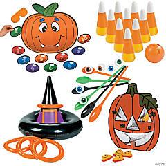 Halloween Games Kit