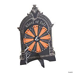 Halloween Haunted Fate Prize Wheel