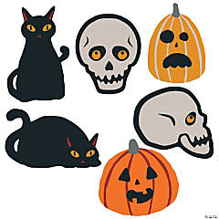 Halloween Icon Cutouts