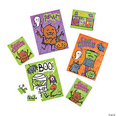 Halloween Mini Puzzles
