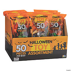 Halloween Novelty Toy Assortment PDQ