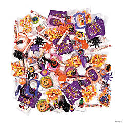 Halloween Piñata Toy & Candy Assortment