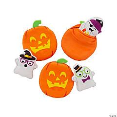 Halloween Pocket Plushes
