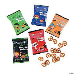 Halloween Pretzel Packets