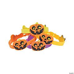 Halloween Pumpkin Bracelets