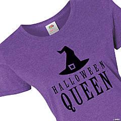 Halloween Queen Women's T-Shirt - Small