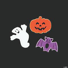Halloween Reflective Badges