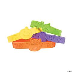 Halloween Rubber Bracelets