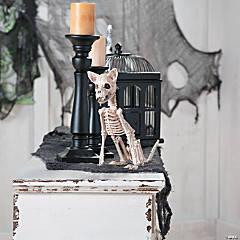 Halloween Skeleton Chihuahua Halloween Décor