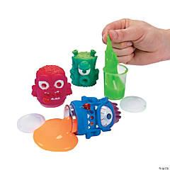 Halloween Slime Monsters
