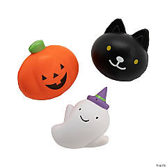 Halloween Slow-Rising Squishies