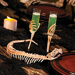 Halloween Snake Skeleton