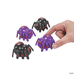 Halloween Spider Pull-Back Toys