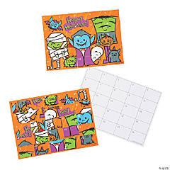 Halloween Sticker Puzzles