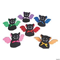 Halloween Stuffed Bats