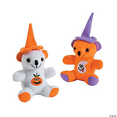 Halloween Stuffed Bears