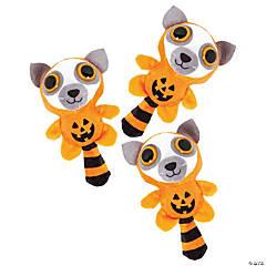 Halloween Stuffed Lemurs