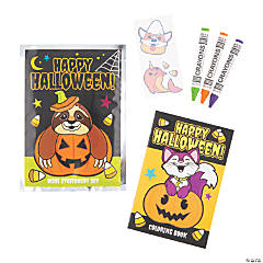 Halloween Surprise Stationery Sets