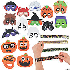 Halloween Wearables Kit for 48