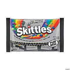 Halloween Zombie Skittles<sup>®</sup> Fun Size Fruit Candy Packs
