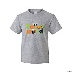 Halloweird Youth T-Shirt - Extra Large
