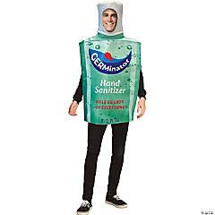 Hand Sanitizer Bottle Adult Costume