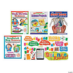 Hands On Science Class Set, Grades 3-8