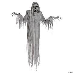 Hanging Animated Phantom Halloween Decoration