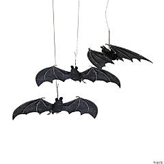 Hanging Bat Halloween Decorations