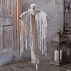 Hanging Mummy Halloween Decoration