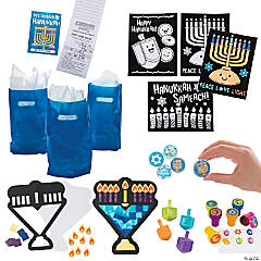Hanukkah Activity Fun for 48