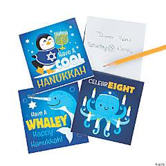 Hanukkah Animals Notepads