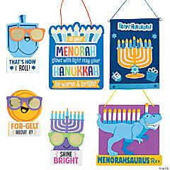 Hanukkah Craft Kit Assortment for 12