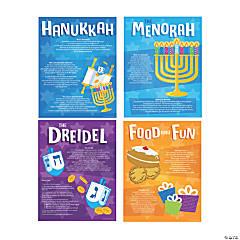 Hanukkah Poster Set