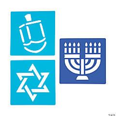 Hanukkah Stencil Set