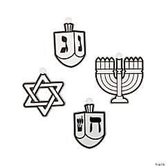 Hanukkah Suncatchers