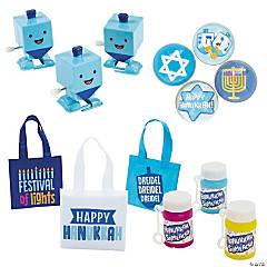 Hanukkah Treat Bag Kit for 12